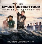 Dierks Bentley with Special Guests Brothers Osbourne at Verizon Amphitheatre Saturday, August 11