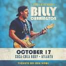 Billy Currington at Coca-Cola Roxy on October 17th