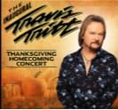 Travis Tritt's Thanksgiving Homecoming Show at The Fox Theatre Friday, November 23rd
