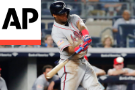 Acuna's Homer Lifts Braves Over Yankees 5-3 In 11 Innings