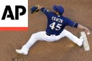 Chacin Solid In Brewers' 7-2 Win Over Braves