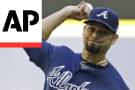 Sanchez Sharp As Braves Beat Brewers 5-1 To Snap Skid
