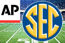 SEC's 8 ranked teams adds intrigue to remaining schedule