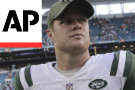 Jets' Darnold has strained foot, could miss game vs. Bills