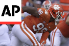 Clemson All-American DE Ferrell headed for NFL draft