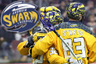 Swarm remain undefeated with 13-11 win in Philadelphia