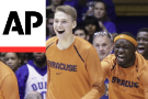 Syracuse upsets No. 1 Duke 95-91 in OT after Jones' injury