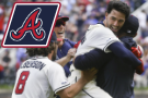 Swanson, catcher's interference call help Braves top Marlins