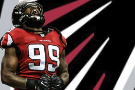 DE Clayborn returns to Falcons on 1-year deal