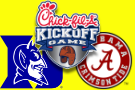 Chick-fil-A Kickoff Game Offers Limited-Time Public Ticket Sale