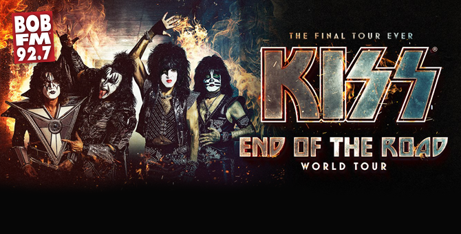 Win KISS Tickets