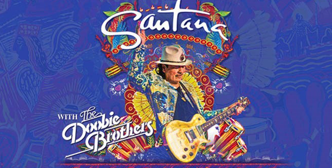 Win Santana Tickets