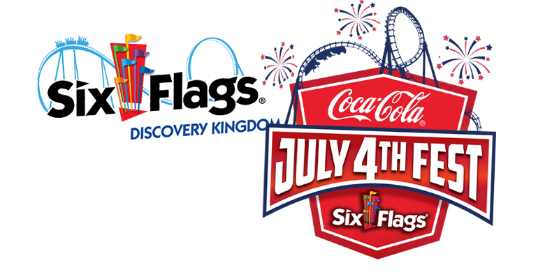 Win Six Flags 4th Fest Tickets