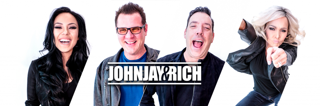 Johnjay & Rich| 5a-10a Mon-Fri