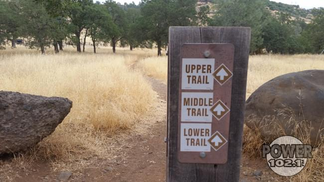 Lower, Middle and Upper Park Trail