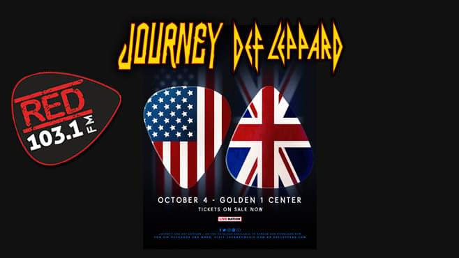 Journey & Def Leppard Tickets!!