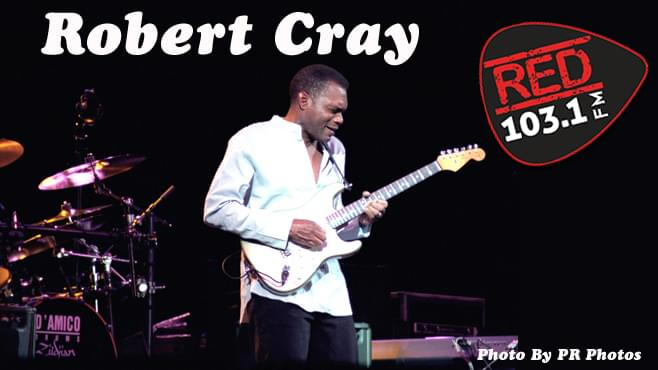 Win Robert Cray Tickets From Red