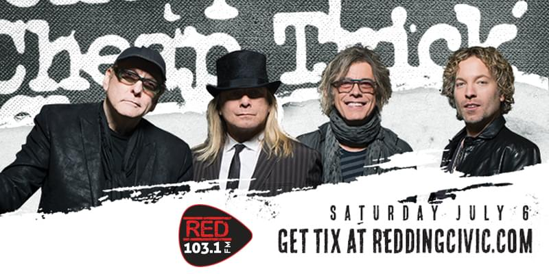 Win Cheap Trick Tickets