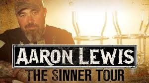 Aaron Lewis March 16th, 2019 8:00PM Big Sandy Superstore Arena Huntington WV