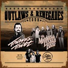 Travis Tritt and Marshall Tucker Band Charleston WV