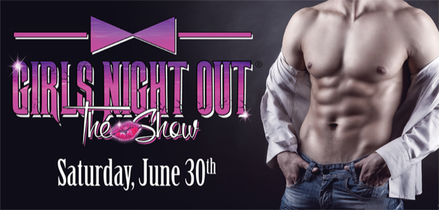Win Girl's Night Out From The Thunder!