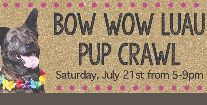 Win Tickets To The Bow Wow Luau