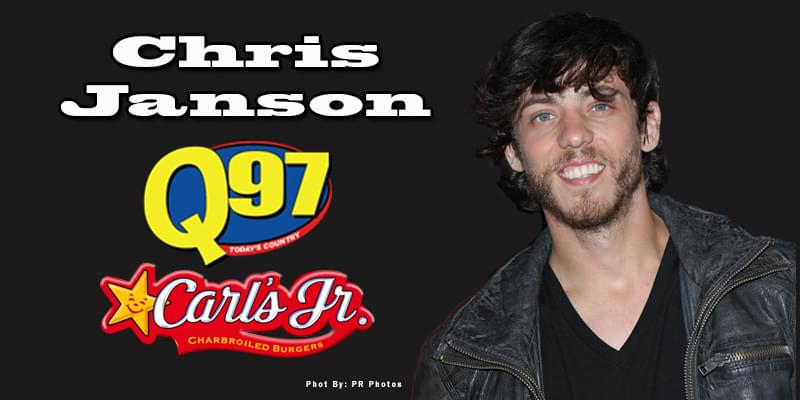 FAMOUS STARS OF COUNTRY MUSIC…CHRIS JANSON!