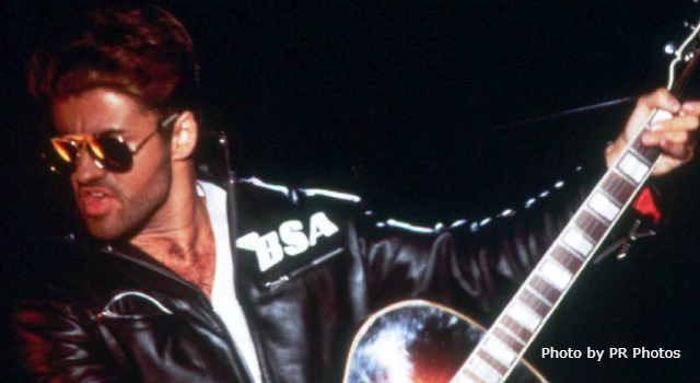 Today in K-HITS Music: George Michael Named Best Male Singer