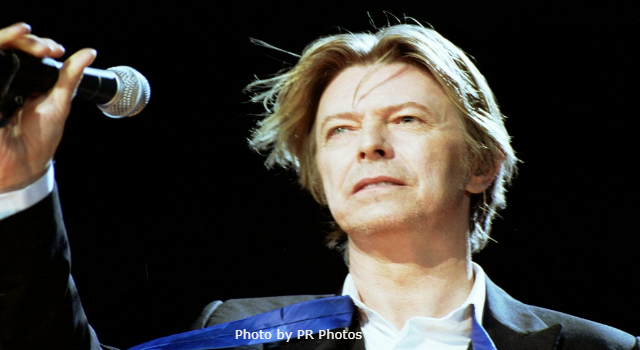 Today in K-HITS Music: Bowie released Starman