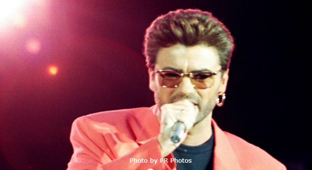 Today in K-HITS Music: George Michael at #1