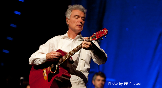 Today in K-HITS Music: Happy Birthday David Byrne!