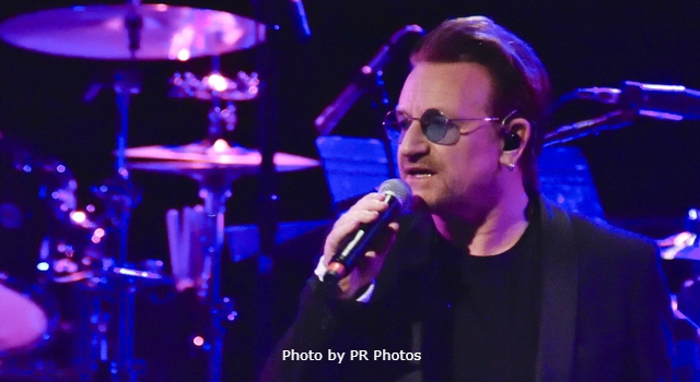 Today in K-HITS Music: U2 at #1
