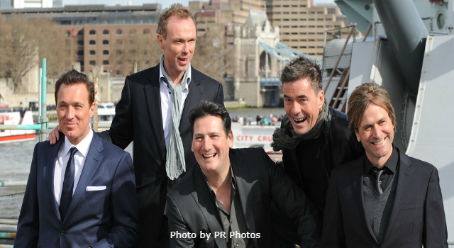 Today in K-HITS Music: Spandau Ballet at #1