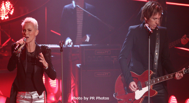 Today in K-HITS Music: Roxette at #1