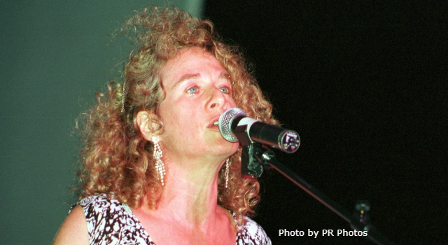 Today in K-HITS Music: Carole King at #1