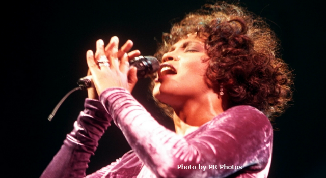 Today in K-HITS Music: Whitney's Fourth Consecutive #1