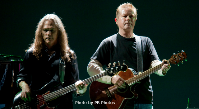 Today in K-HITS Music: The Eagles with a #1 album