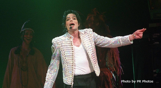 Today in K-HITS Music: Michael Jackson with his fifth #1 from Bad