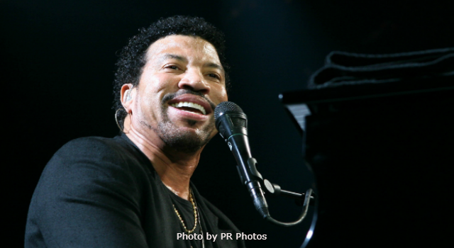 Today in K-HITS Music: Lionel and Diana at #1