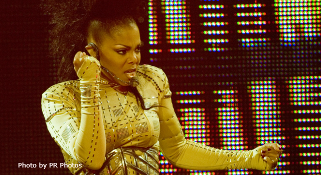 Today in K-HITS Music: Janet Jackson at #1