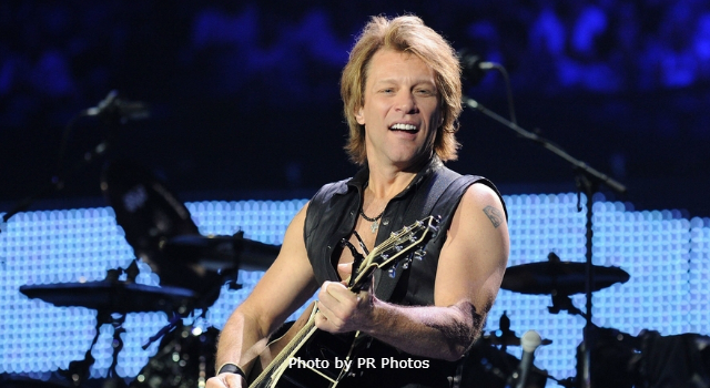 Today in K-HITS Music: Bon Jovi at #1
