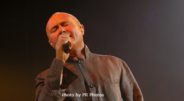 Today in K-HITS Music: Phil Collins At The Top Of The Album Chart