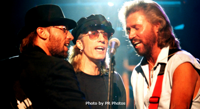 Today in K-HITS Music: The Bee Gees at #1