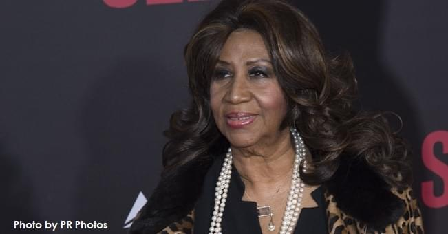 Rest in Peace, Aretha Franklin