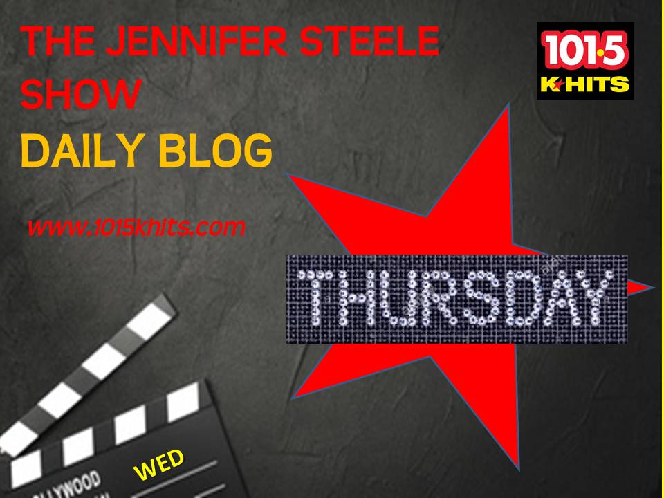 The Jennifer Steele Show * 10/11/18