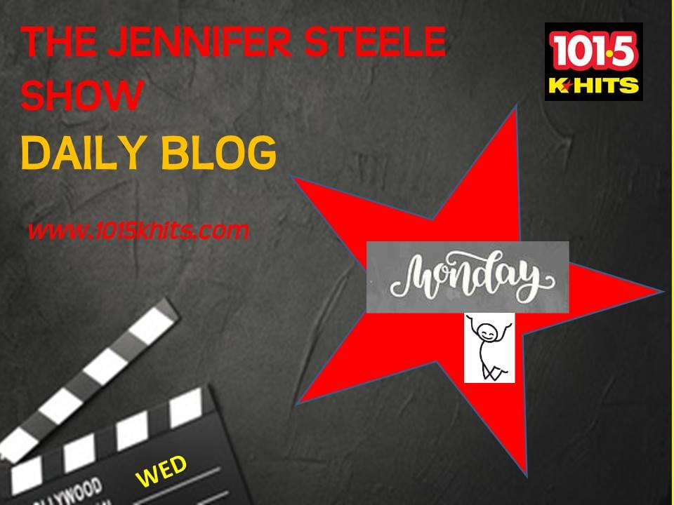 The Jennifer Steele Show * 10/15/18