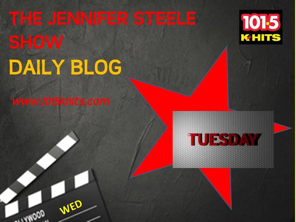 The Jennifer Steele Show * 10/16/18