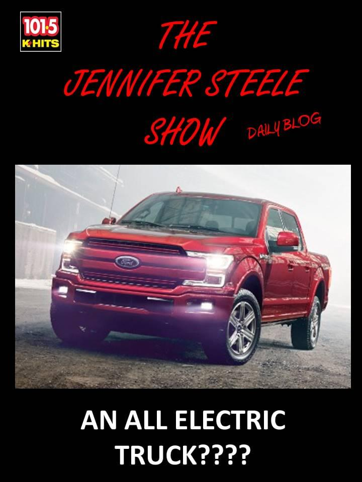 The Jennifer Steele Show * 1/17/19