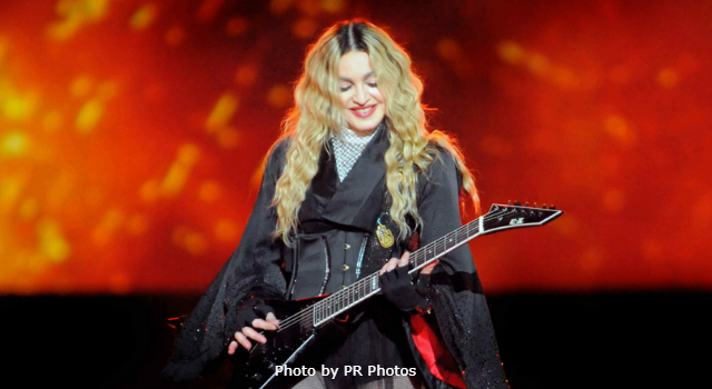 Today in K-HITS Music: Madonna in the Hall of Fame