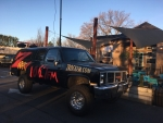 Z-Rock Truck sets up shop outside Coffee Ranch in Chico
